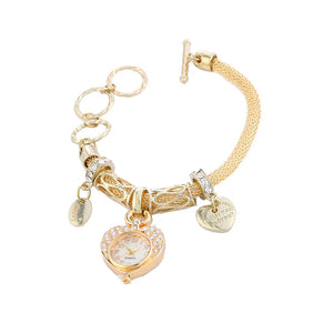 Women's Bracelet Watch - Fashion Depot