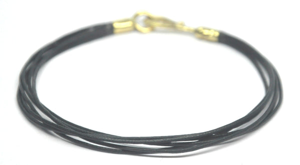 Hook-Up Multi Strand Anklet