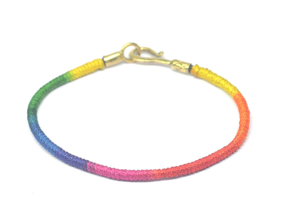Hook-Up Color Party Anklet