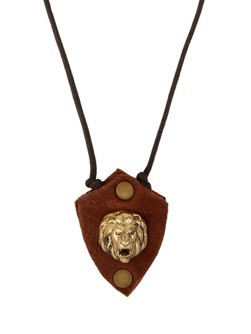 Boss Lion Necklace