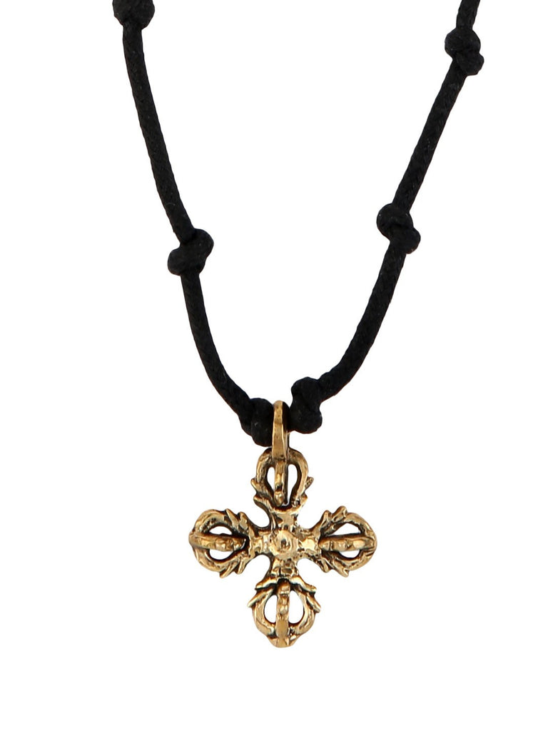 Vajra Mejore Cord Necklace