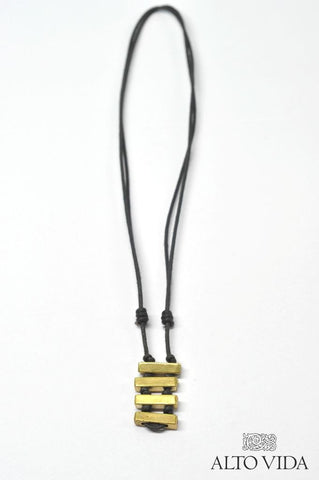 Alto Vida Toggle Stacked Necklace