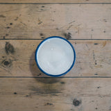 Enamelware Pudding Bowl
