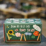 'Grow my First' Garden Kits