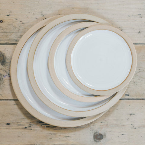Crail Earthenware Plates