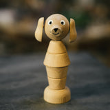 Wooden Stacking Puzzles