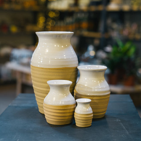 Crail Earthenware Vases