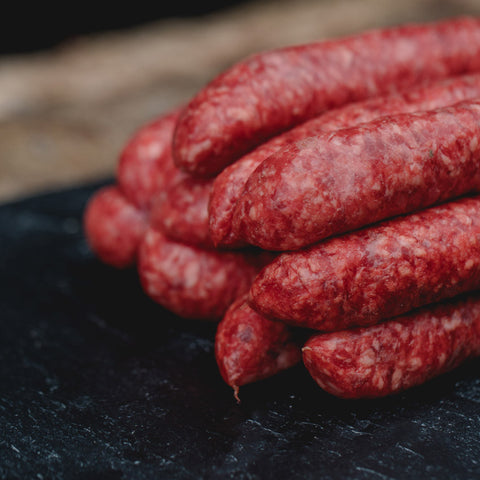 Traditional Beef Sausages