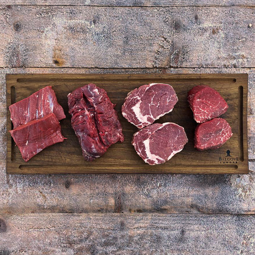 Butcher's Favourites Steak Pack
