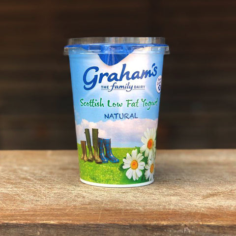Scottish Low Fat Yogurt, Natural