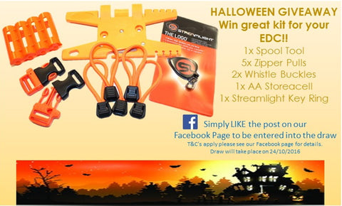 Halloween Facebook Giveaway
