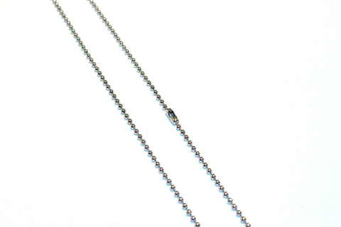"Ball Chain - 30"" Lanyards"