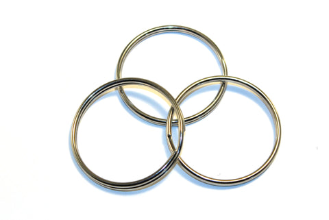 50mm Split Rings - 3 Pack