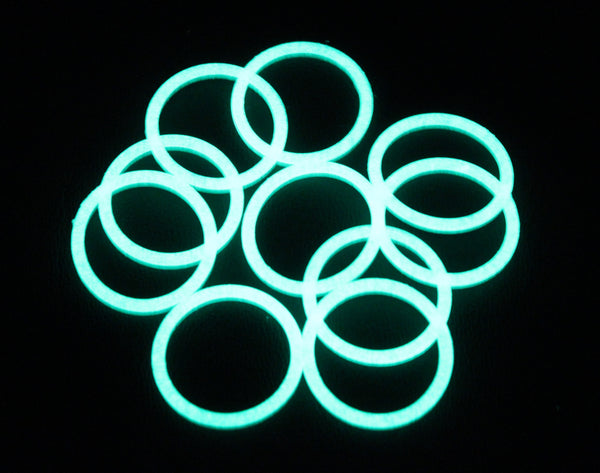 Glow in the Dark O-Rings (GITD)