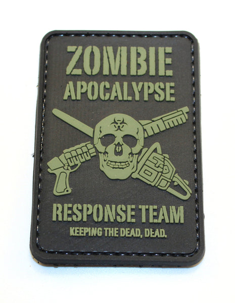 Zombie Patches