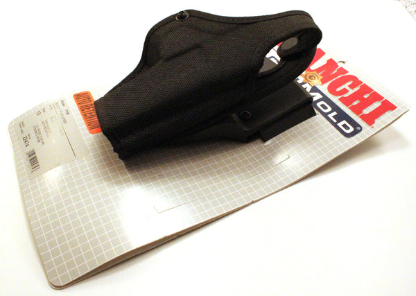 Bianchi AccuMold SL 3.2.1 Retention Duty Holster