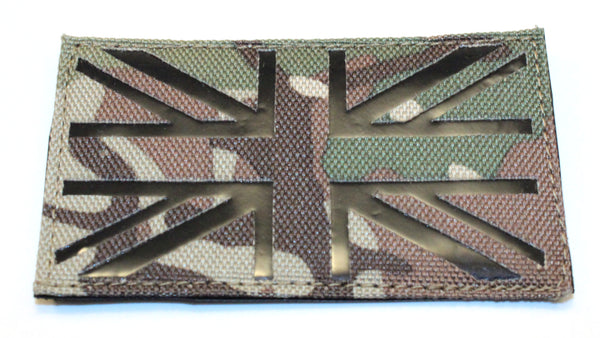 MultiCam (BTP) Union Jack Patch