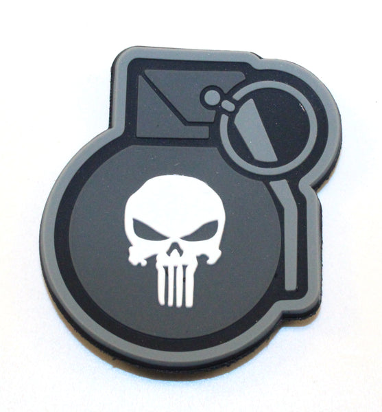 Punisher Grenade Patch