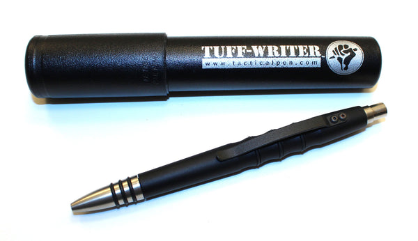 Tuff-Writer Tactical Pen - PPP Black