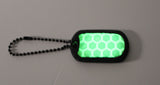 Glint Glow Dog Tag - Two Length Options