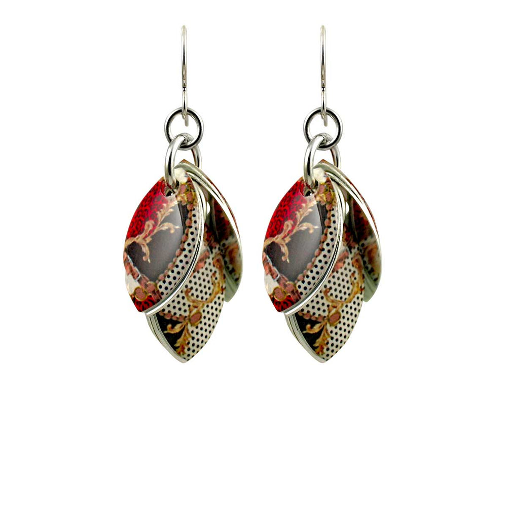 Casual Opulence Earrings - 3 Lengths - $95 to $225