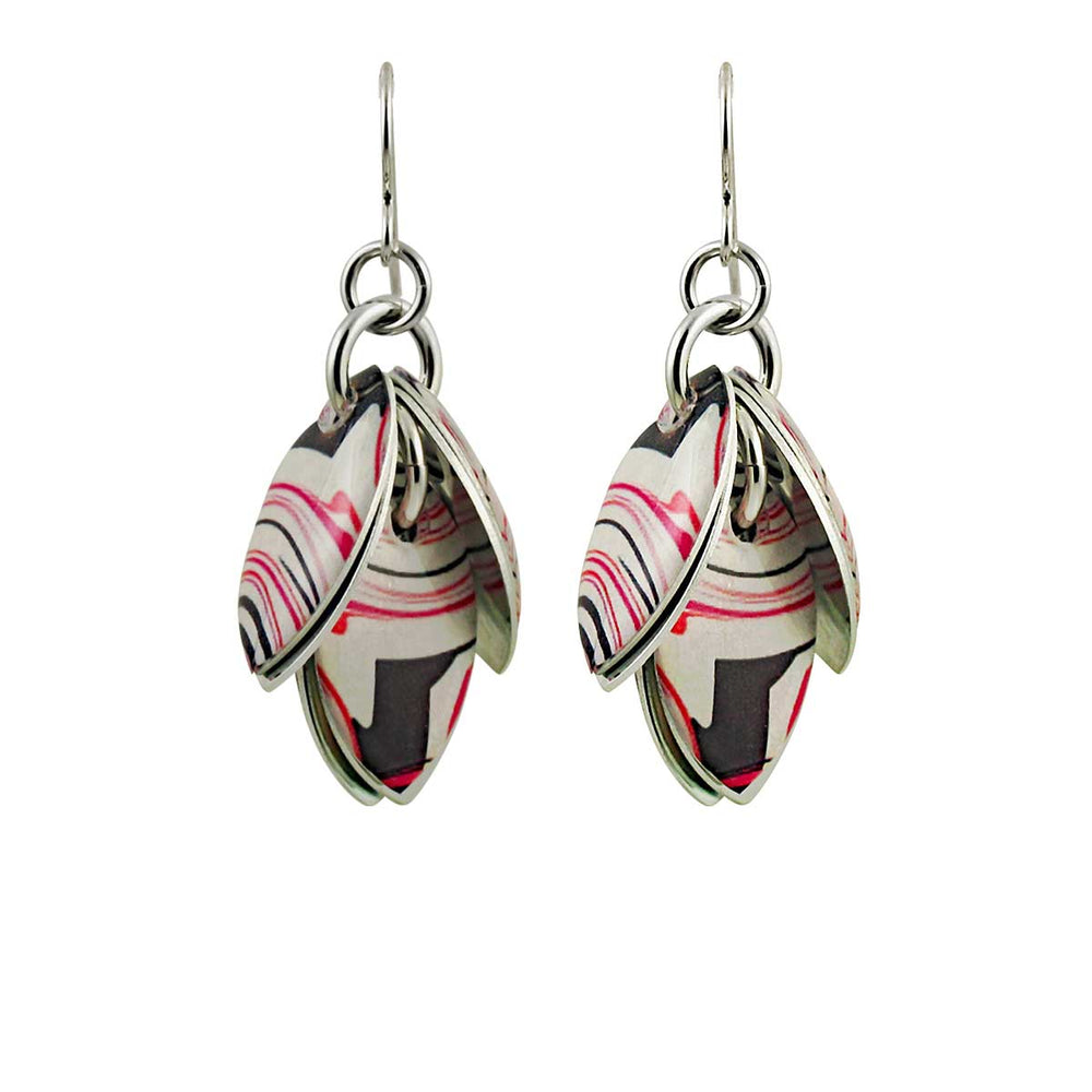 Coralinear Earrings - 3 Lengths - $95 to $225