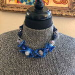 One of a Kind Midnight Sparkle Necklace