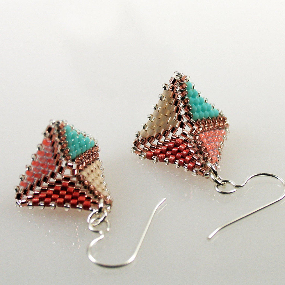 Sedona Tiny Magic Carpet Earrings