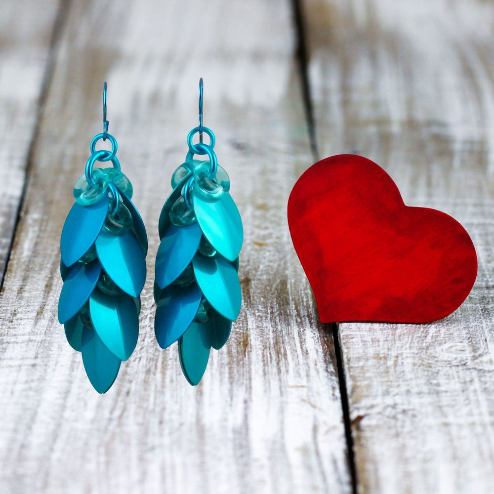 Turquoise Ever After Earrings
