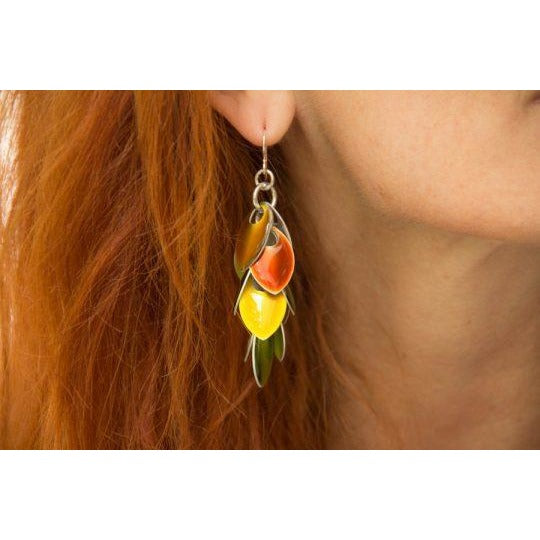 Iced Gelato Earrings - Diana Ferguson Jewelry