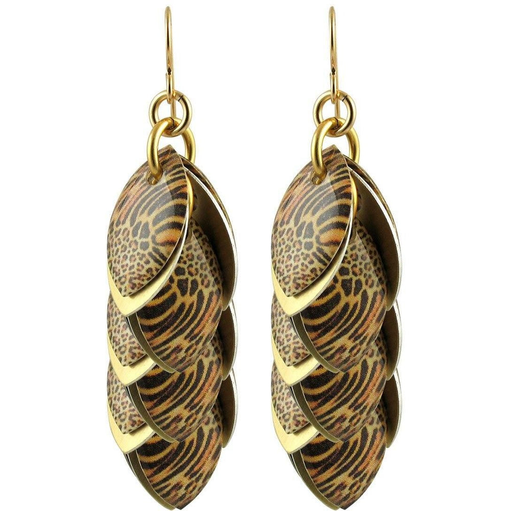 Every Girl Needs a Jaguar Earrings - 3 Lengths - $95 to $225