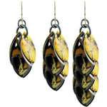 Graphik Artful Statement Earrings - 3 Lengths - $95 to $225