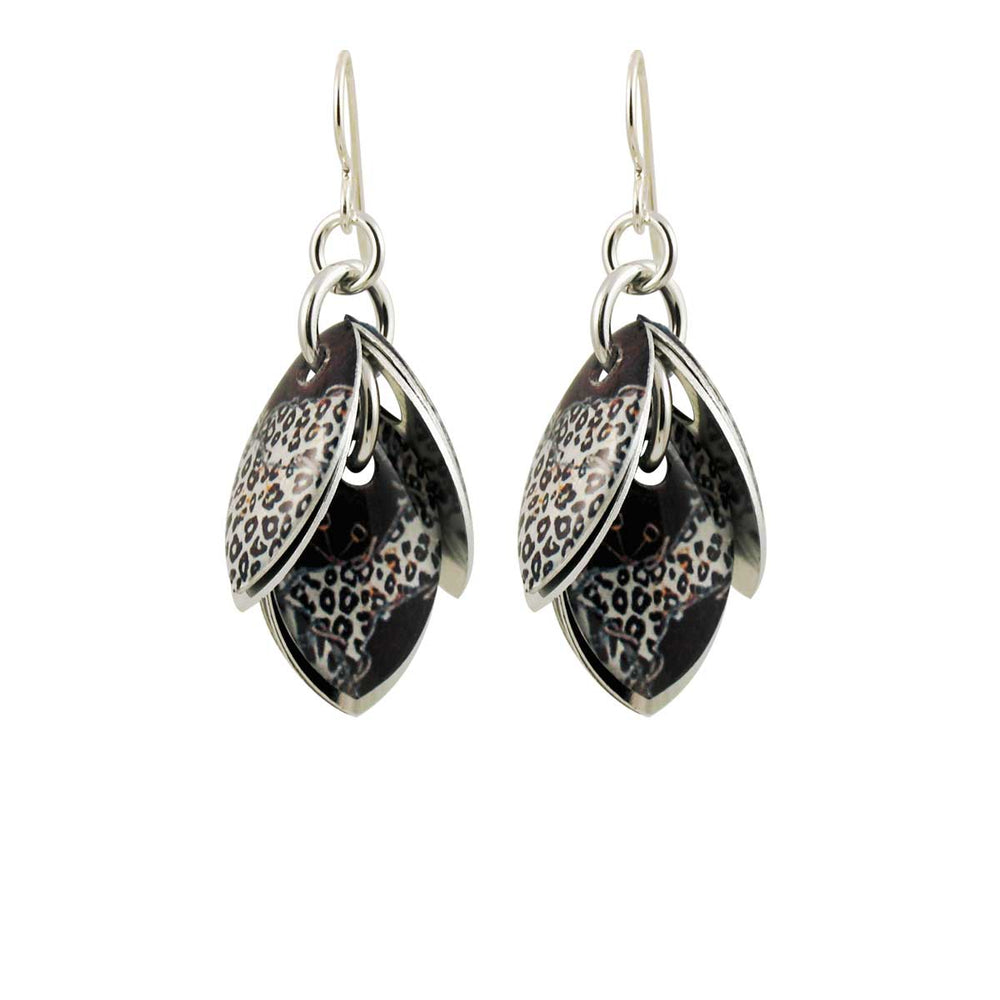 Leopard Forever Earrings - 3 Lengths - $95 to $225