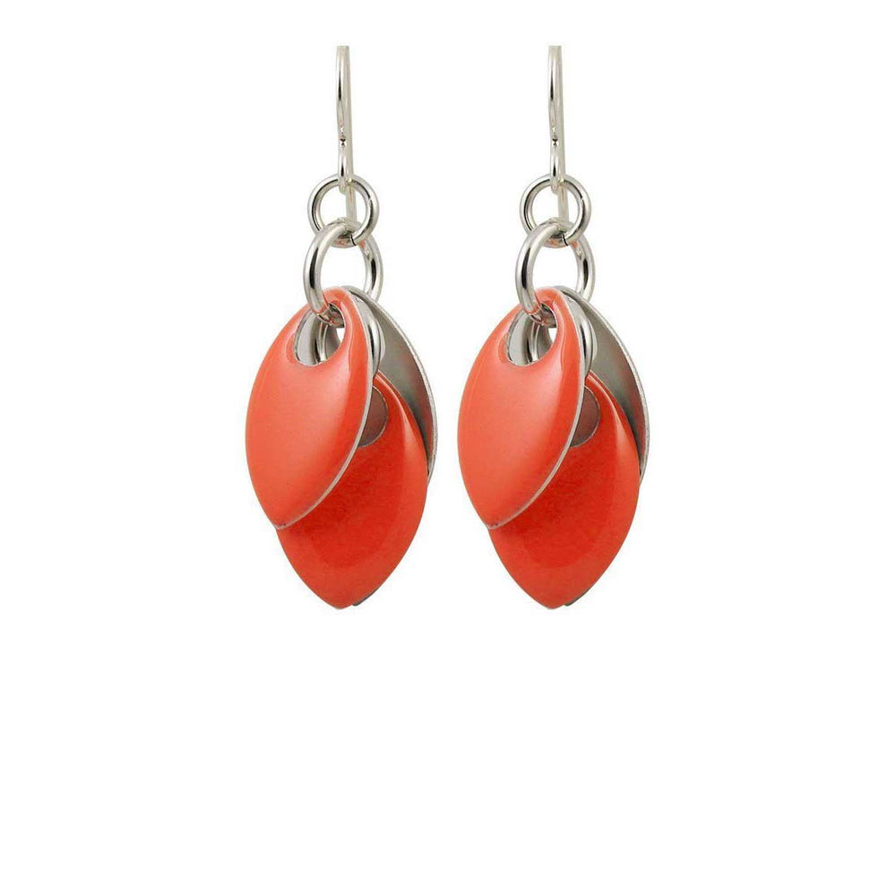 Living Coral Earrings - Three Lengths - $75 to $165