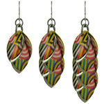 Sao Paolo Artful Statement Earrings - 3 Lengths - $95 to $225
