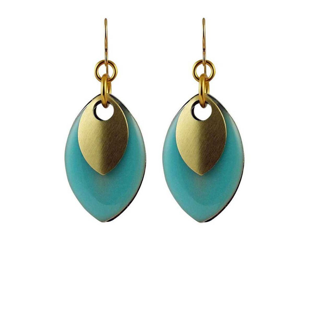 Turquoise Musings Earrings