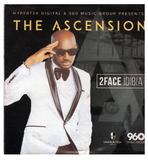 2Face Idibia - The Ascension - CD - African Music Buy