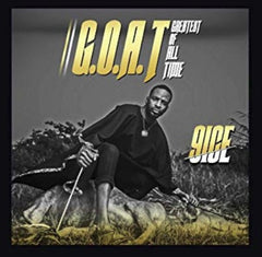9ice - GOAT Greatest Of All Time - CD
