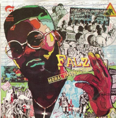 Falz - Moral Instruction - CD