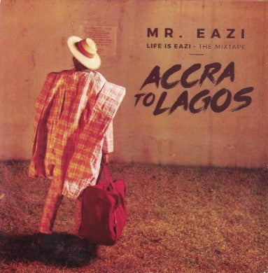 Mr Eazi - Accra To Lagos - Audio CD