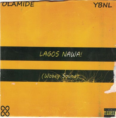 Olamide - Lagos Nawa Wobey Sound- CD