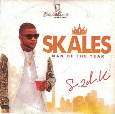Skales - Man of The Year - CD