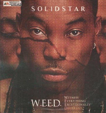 Solid Star - WEED Witness Everything - CD