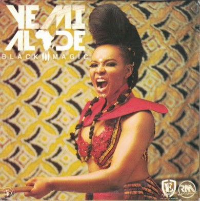 Yemi Alade - Black Magic - CD