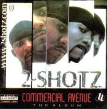 2 Shotz - Commercial Avenue - CD