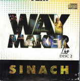 Sinach - Way Maker Live 2 - CD