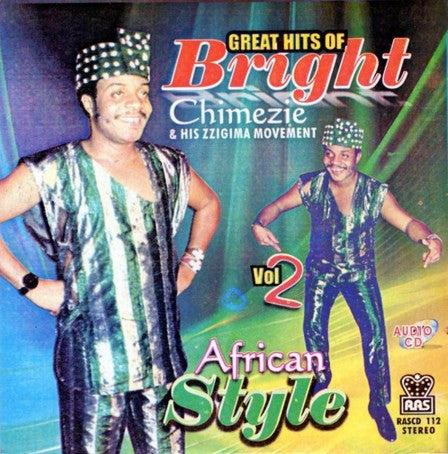 Bright Chimezie - African Style - CD