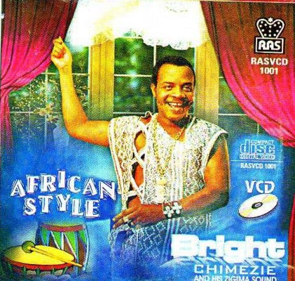 Bright Chimezie - African Style - Video CD