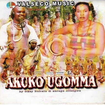 Valesco Music - Akuko Ugomma - Video CD - African Music Buy