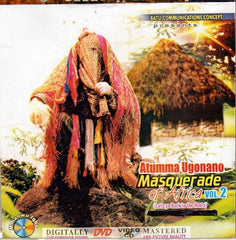 Atumma Ugonano Masquerade Vol 2 - Video CD - African Music Buy